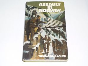 Assault on Norway : The True Story of the Telemark Raid. (Gallagher 1975)
